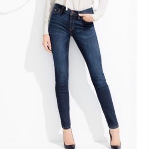 J.Crew lookout high rise skinny jeans NWOT 28